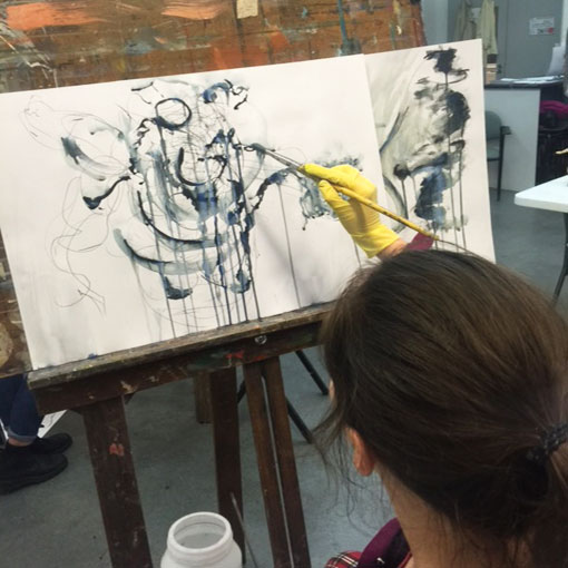 Expressive Drawings classes 2016