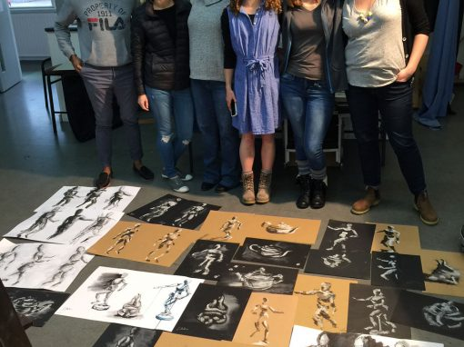 Drawing class May 2017
